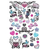 GIRLIE GIRLZ Tattoo Sticker [TM3333-011] - Sticker
